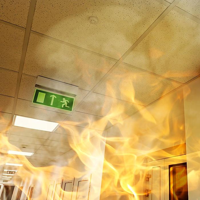 KNAUF: Protezione dal fuoco